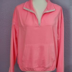 Junior SO microfleece 1/4 zip Jacket size : LG